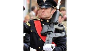 Warrant Officer Class 2 Ian Michael Fisher.