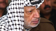 Yasser Arafat 'poisoned by polonium' in 2004 a forensics team has found.