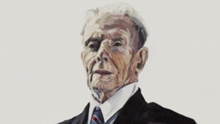 World War One veteran Harry Patch has been brought back to life in a poignant digital portrait to commemorate the conflict's centenary.