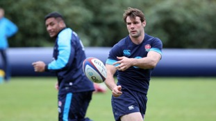 Ben Foden has been named on the wing against the Pumas.