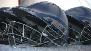 Bristol company designs revolutionary cricket helmet