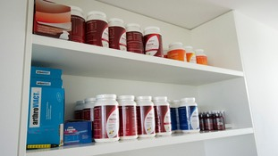 Hospitals spend more money on nutritional supplements than food, campaigners have said.