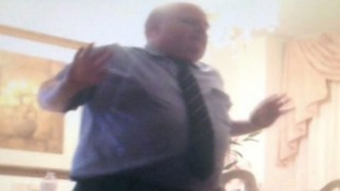 Rob Ford speaks enthusiastically about 'ripping someone's throat out' in newly released video footgae.