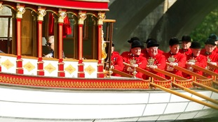 The Gloriana earlier this year.