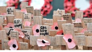 Remembrance Sunday: Region pays tribute