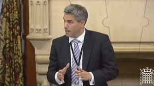 Steve Barclay MP in the debate at Westminster Hall