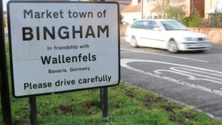 Bingham was commended for its low crime and affordable housing
