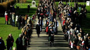 The National Memorial Arboretum will be holding a ceremony as part of Armistice Day