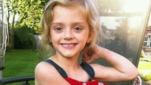 Lexi Branson, aged four, was killed by the family bulldog