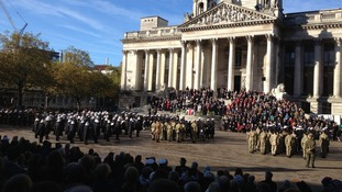 Portsmouth - Remembrance Sunday