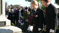 Remembrance Service in Clacton