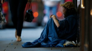 The charity says homelessness amongst young people in Worcestershire is on the rise