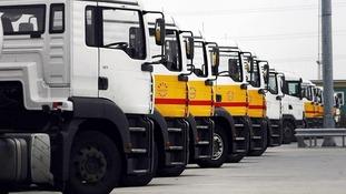 Tanker drivers