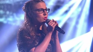 Abi Alton performs 'Lego House' by Ed Sheeran.
