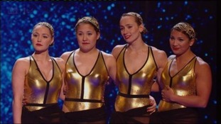 Aquabatique: Britain's Got Talent finalists