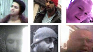 Police want to speak to these 6 men