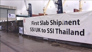 Firm celebrates first shipment