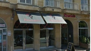 The Nando's in Northampton