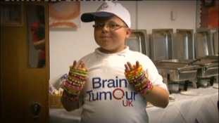 Charity walk in memory of Harry Moseley