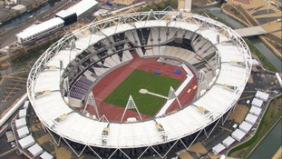 London 2010 Olympic Stadium