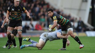 George Pisi has been handed a six-week ban.