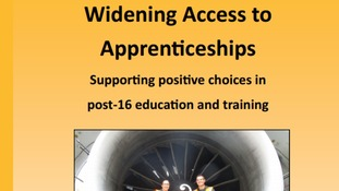 Welsh Liberal Democrat Apprenticeship report cover