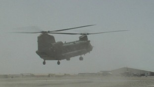 Members of the RAF Regiment have returned from Helmand Province