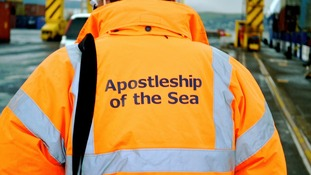 A port chaplain for Apostleship of the Sea