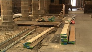 Latest: Wakefield Cathedral VAT campaign