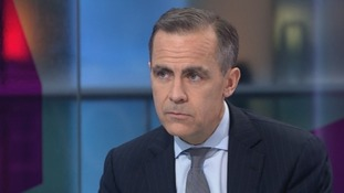 Bank of England governor Mark Carney on Channel 4 News.