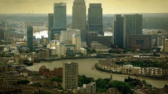 Big Easy Canary Wharf, London - YouTube