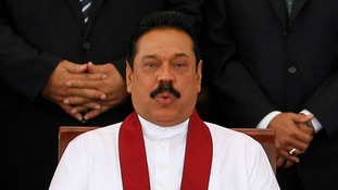 Sri Lankan President Mahina Rajapaksa cancelled his scheduled press conference sue to scheduling issues.