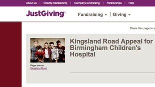 Kingsland Road have launched a JustGiving page for the cause