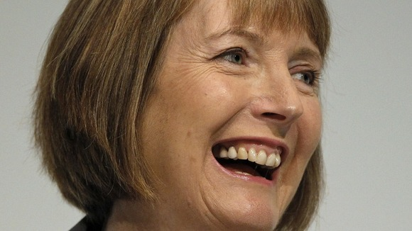 Harriet Harman said Jeremy Hunt&#x27;s behaviour was &quot;absolutely not acceptable.&quot; 