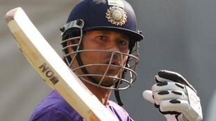 India's Sachin Tendulkar.