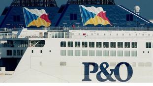 P&0 Ferry