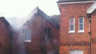 Fire at Lichfield Cathedral School