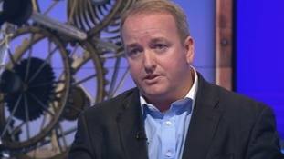 Conservative MP Mark Pritchard on the BBC's Sunday Politics.