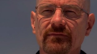 Breaking Bad actor Bryan Cranston stars in a spoof ending to the hit US TV series.
