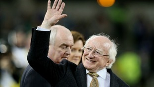 Irish President Michael D Higgins will make a three-day State visit to the UK in April.