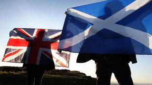 An independent Scotland could face higher taxes and deeper cuts to spending, the study found