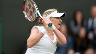 Ipswich tennis star and former British number one Elena Baltacha has announced her retirement.