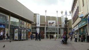 Broadmarsh Shopping Centre, Nottingham