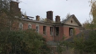 The site of the former Severalls Hospital is being sold for redevelopment.
