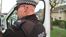 Police are leading a crackdown on in-car phone use.