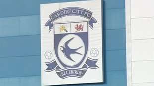 Cardiff City logo