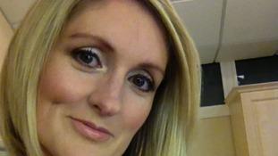 Here's ITV News Anglia's Karen Dallas doing her best 'Selfie'.
