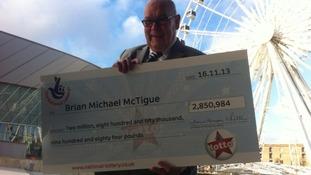 Brian McTigue
