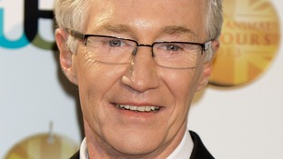 Paul O'Grady pictured at the British Animal Honours Awards 2013.