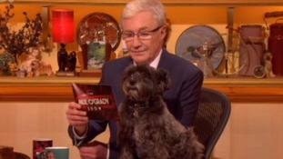 Paul O'Grady pictured on his teatime ITV show last week.